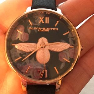 OLIVIA BURTON Other - Olivia Burton 3D Bee Watch !   New !!